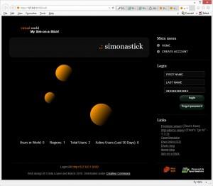 Beschreibung des 3D.EduSim Systems